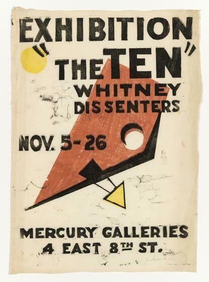 The Ten: WHITNEY DISSENTERS