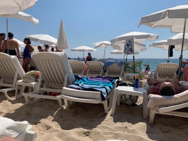 Cote D'Azur Plajları