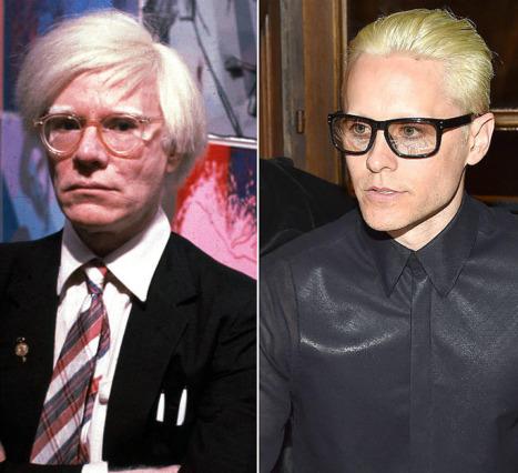 Andy Warhol Biyografisi Yolda: Başrolde Jared Leto