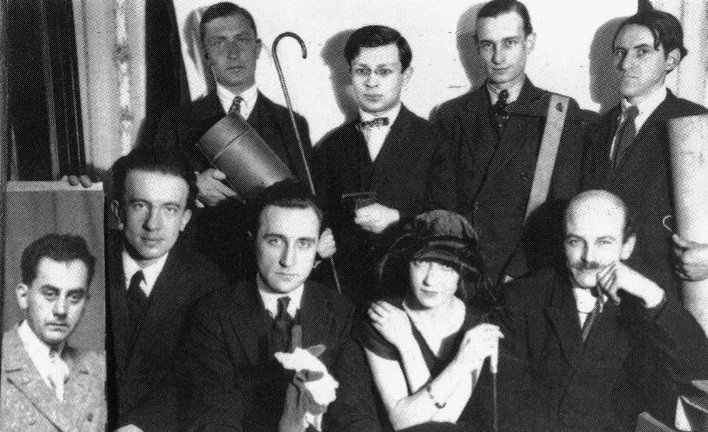 Duchamp Dışında Dada'nın Önce Gelen İsimleri