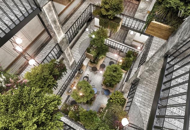 Emirgan Apartments: İstanbul'da Yeşil Bir Yaşam Alanı