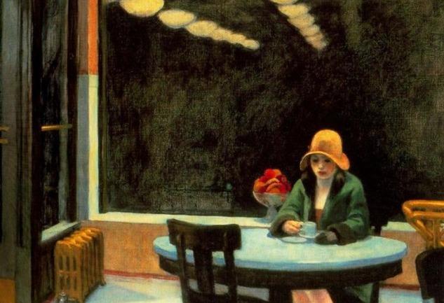 Edward Hopper: Bizi Eserlerinin İçinde Yaşatan Ressam