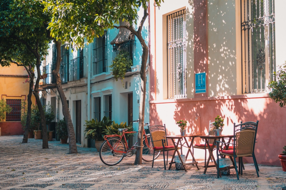 Barcelona Sokakları
