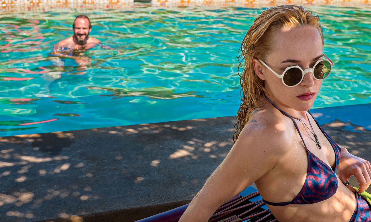 havuz temalı film - a bigger splash