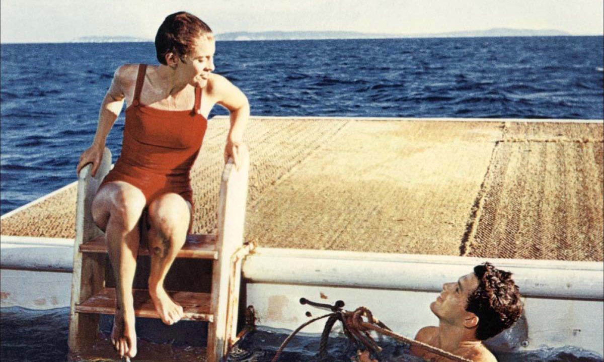 Sahil filmleri - bonjour tristesse - günaydın hüzün