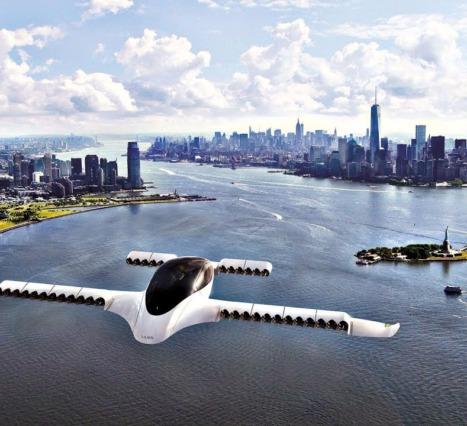 Taksilerin Geleceği: Jetgiller Taşımacılığı Dönemine Giriş
