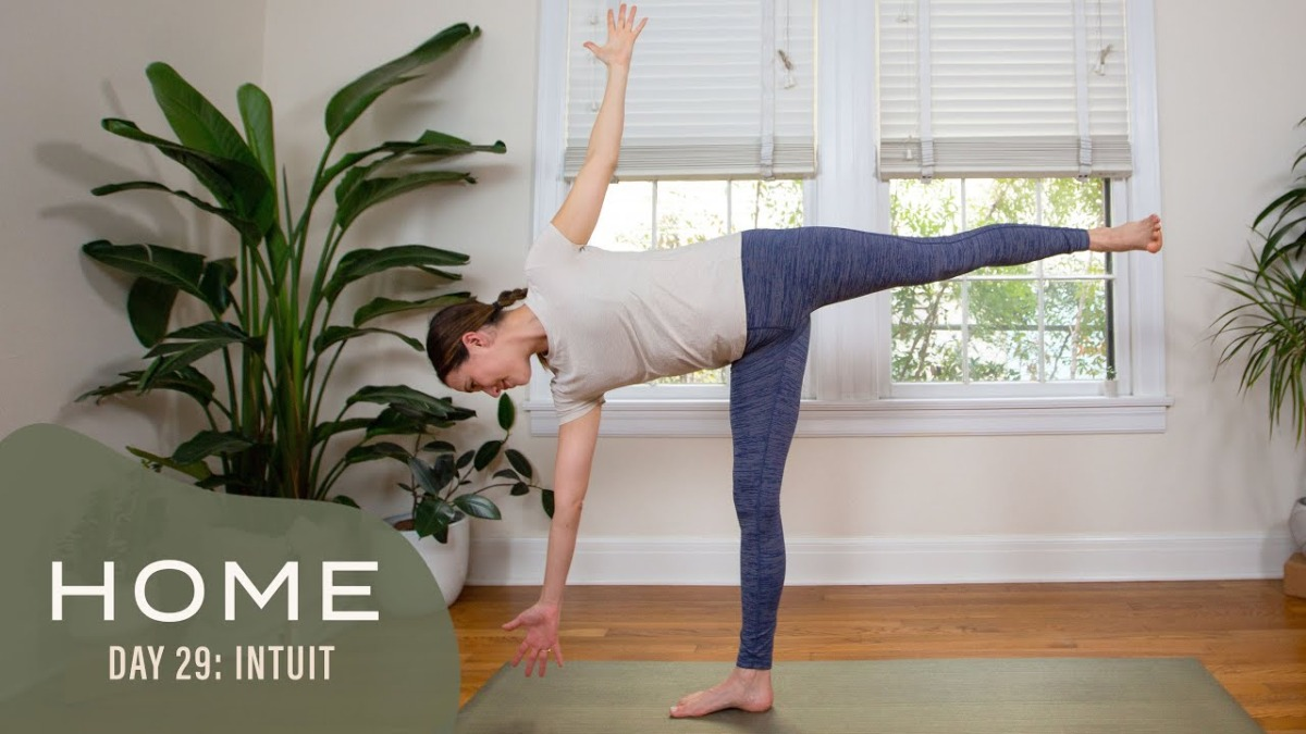 Yoga with Adriene, Home