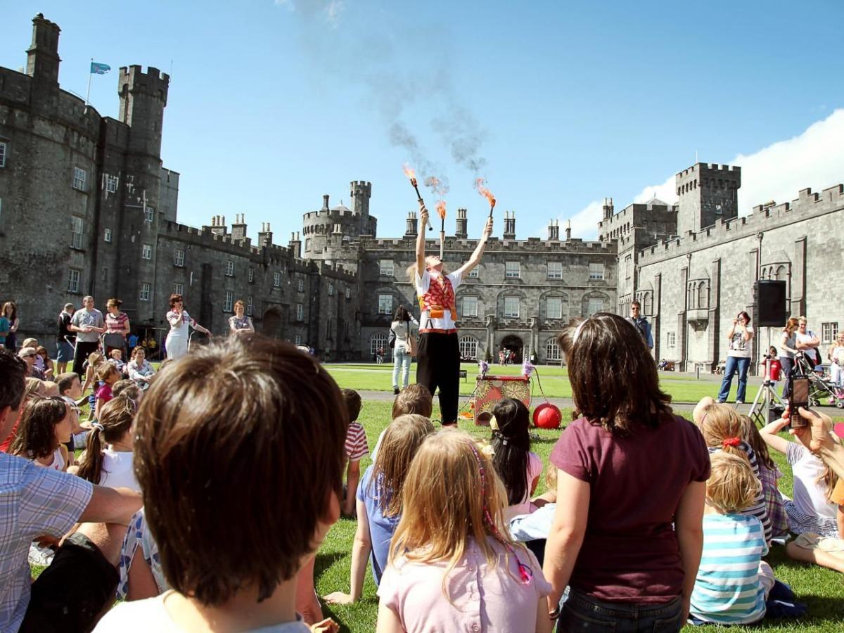 irlanda festivalleri - kilkenny