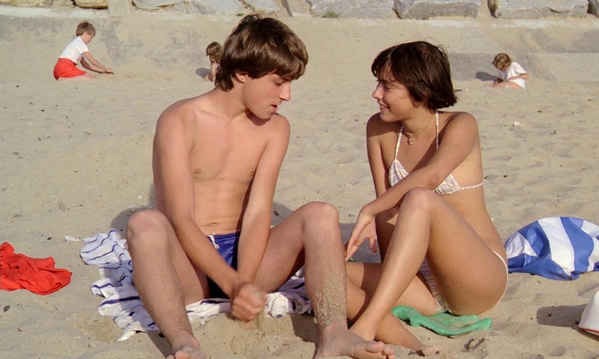 Sahil filmleri - pauline plajda