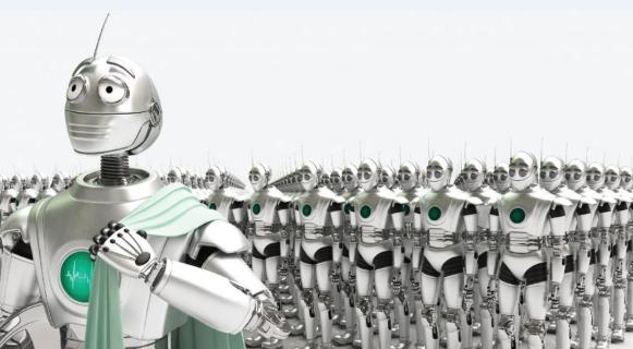 Robot Çalışan