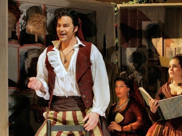 The Metropolitan Opera - Sevil Berberi