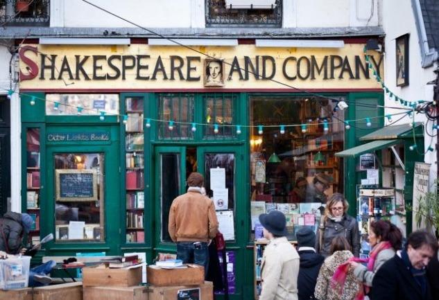 Shakespeare and Company: Bir Kitabevinden Daha Fazlası