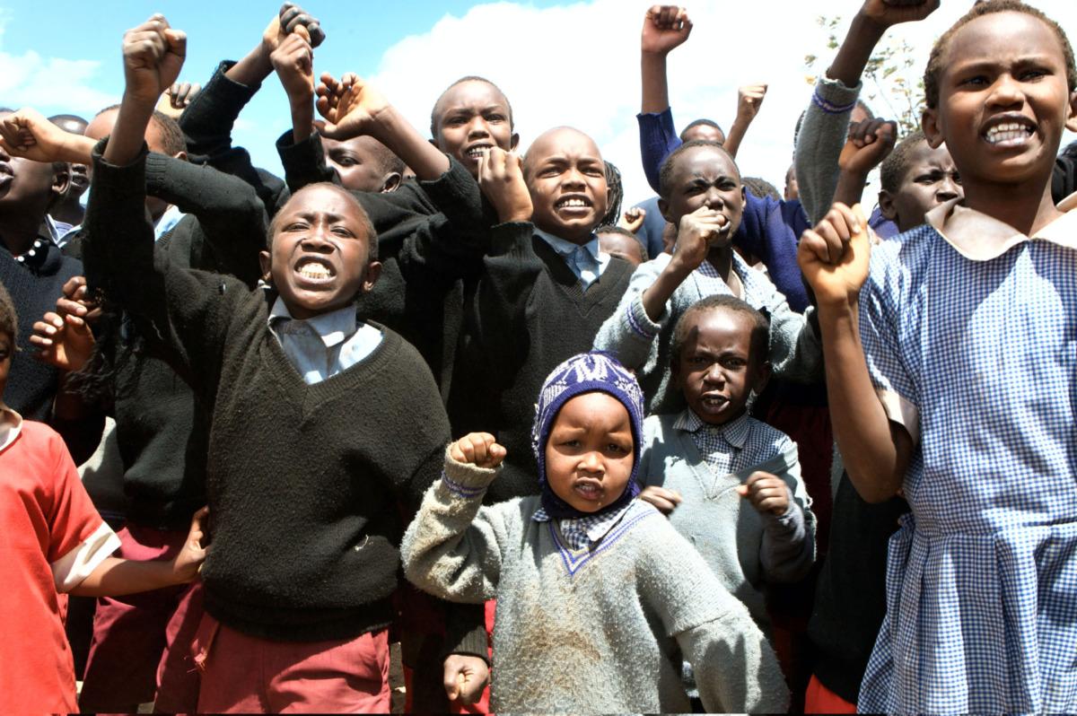 Kamau ve Diğer Çocuklar