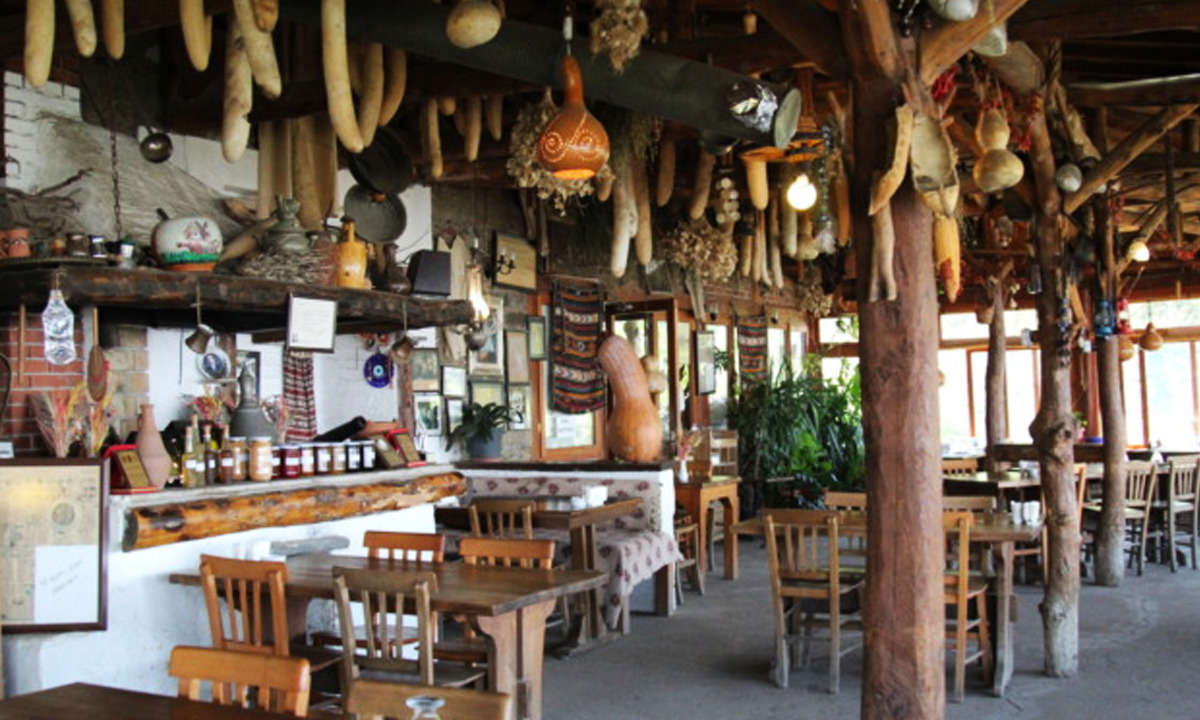 Kaplan Dağ Restoran
