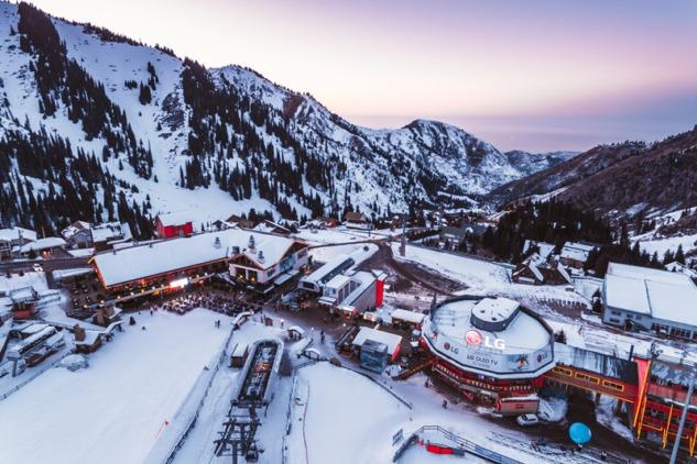 Syhmbulak Kayak Merkezi