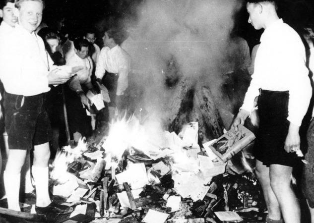 Kitapların yakılması