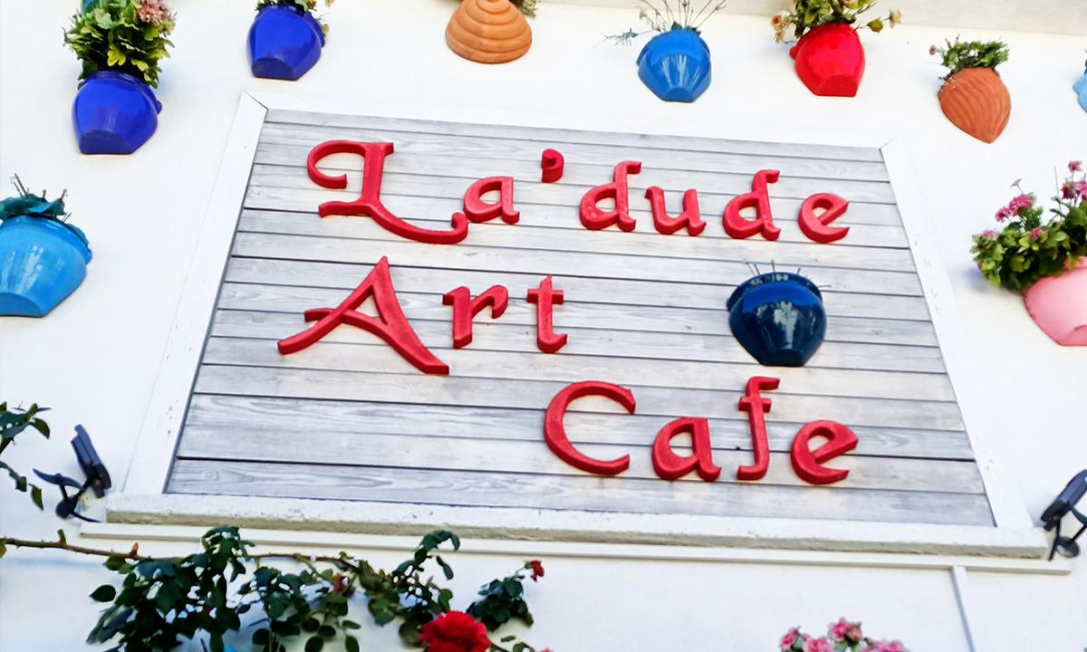 La'dude Art Cafe