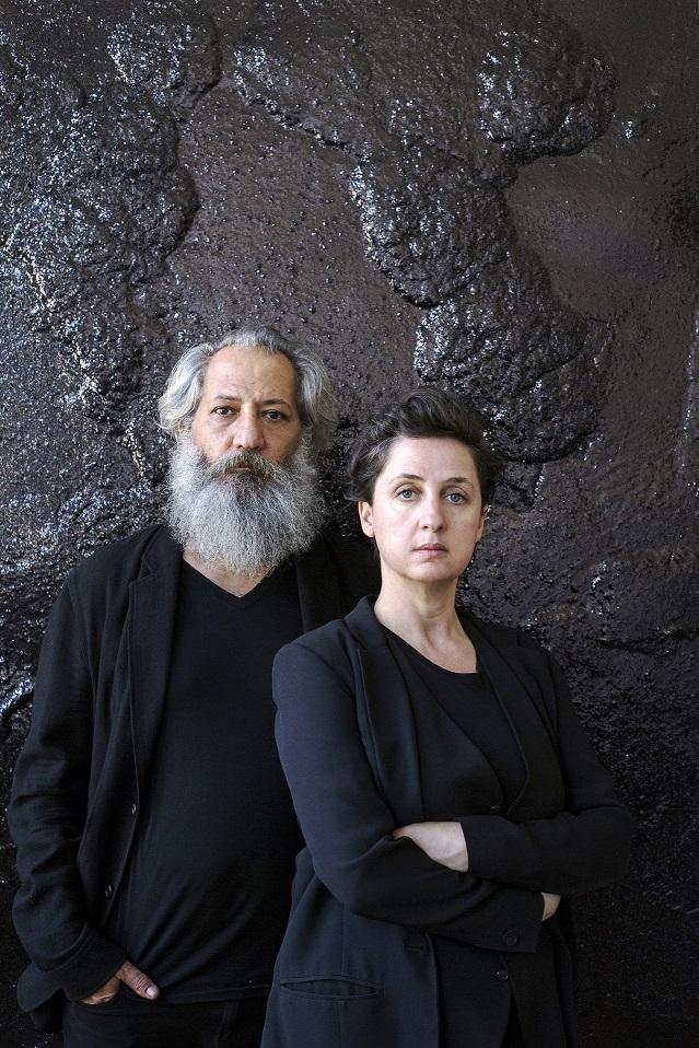 :mentalKLINIK sanatçı ikilisi ( Yasemin Baydar, Birol Demir)