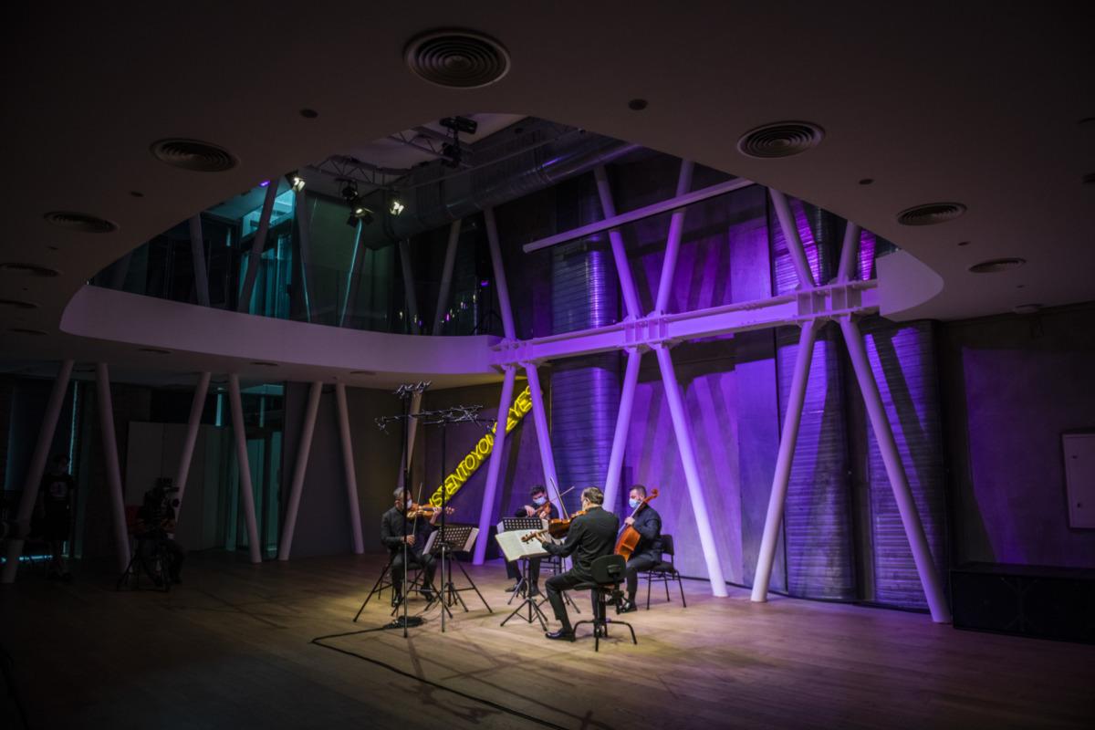 İstanbul Müzik Festivali - BİFO Özel: Borusan Quartet