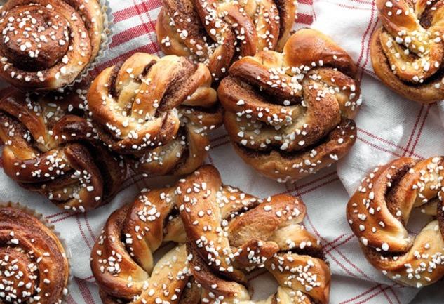 Kanelbullar: Kuzey Avrupa'nın Geleneksel Tarçınlı Çöreği