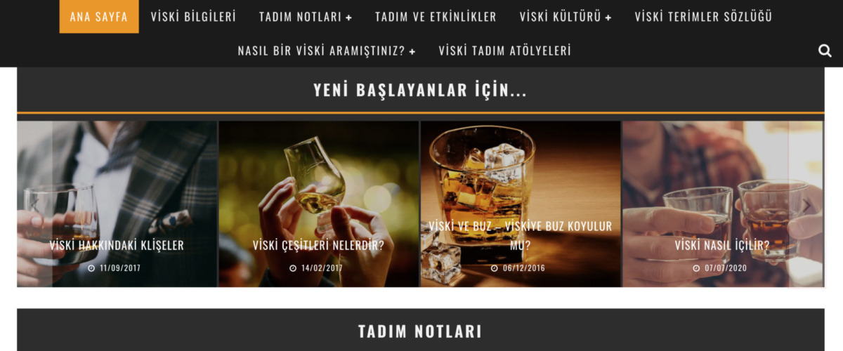 viski blogları - ve viski