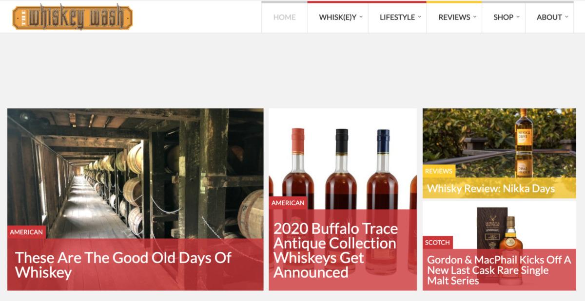 viski blogları - the whiskey wash
