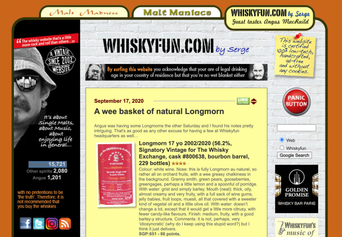 viski blogları - whisky fun