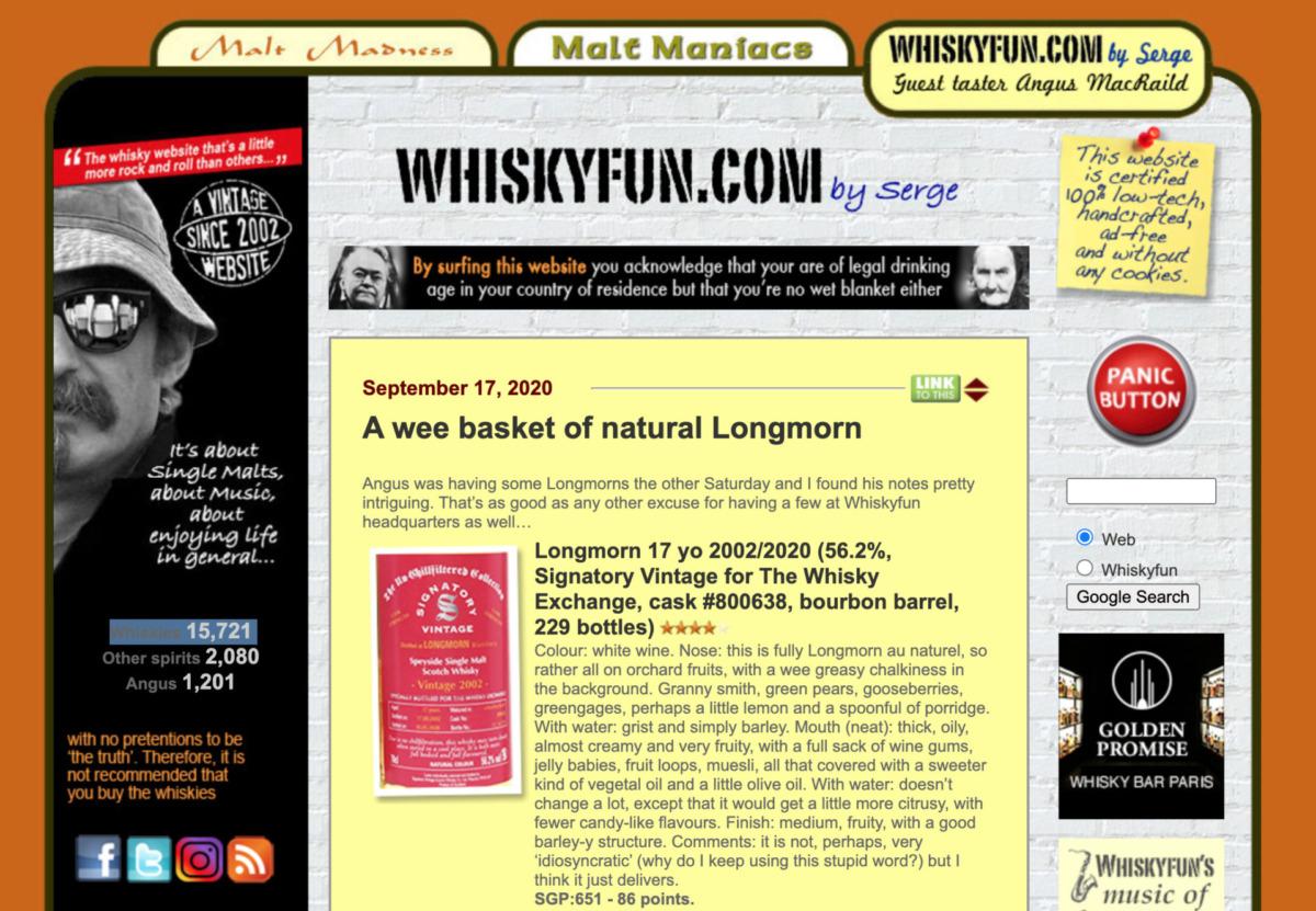 viski blogları - whisky fun