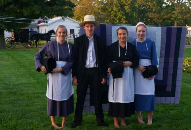 Amishler Kimdir?: Zamanı Durduran Topluluk