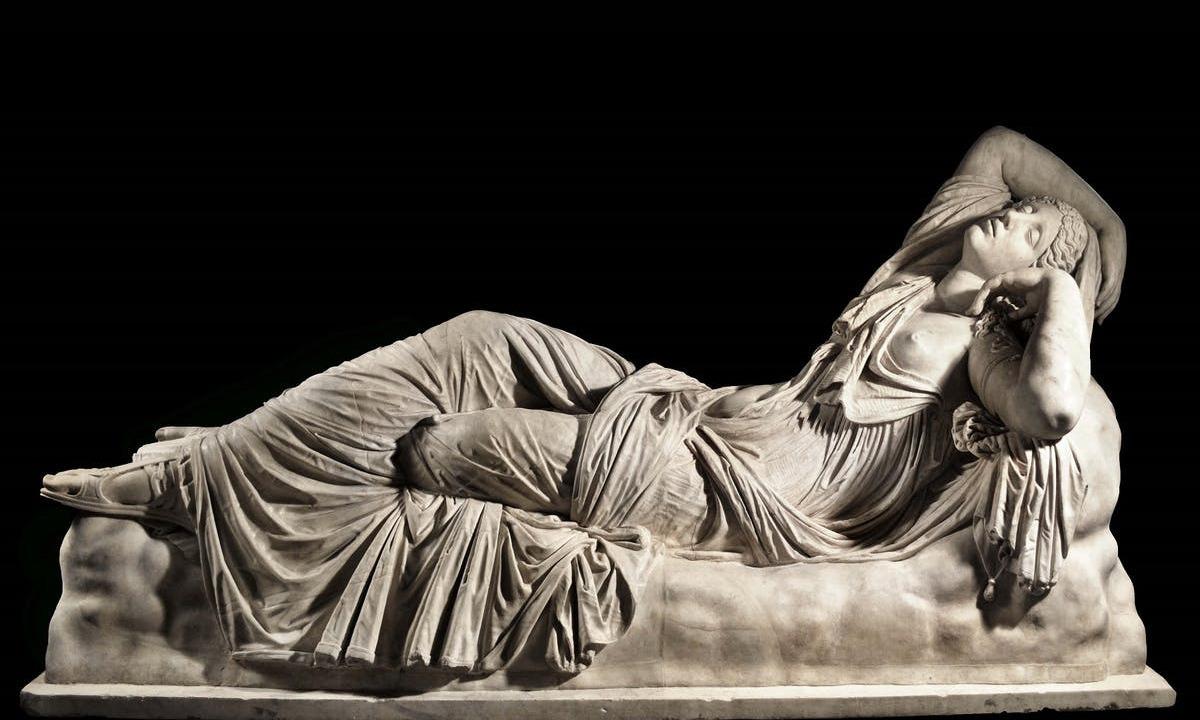 Ariadne heykel