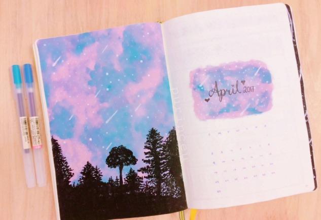 Art Journal: Kendinize Sanat Dolu Bir Günlük Yaratın!