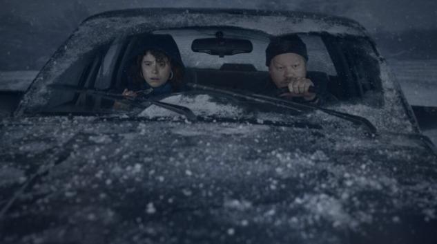 Kar Yolculuğunda Lucy&Jake