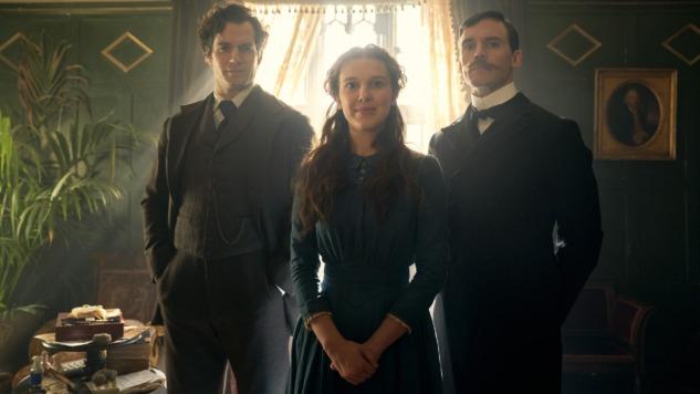 Sherlock, Enola ve Mycroft