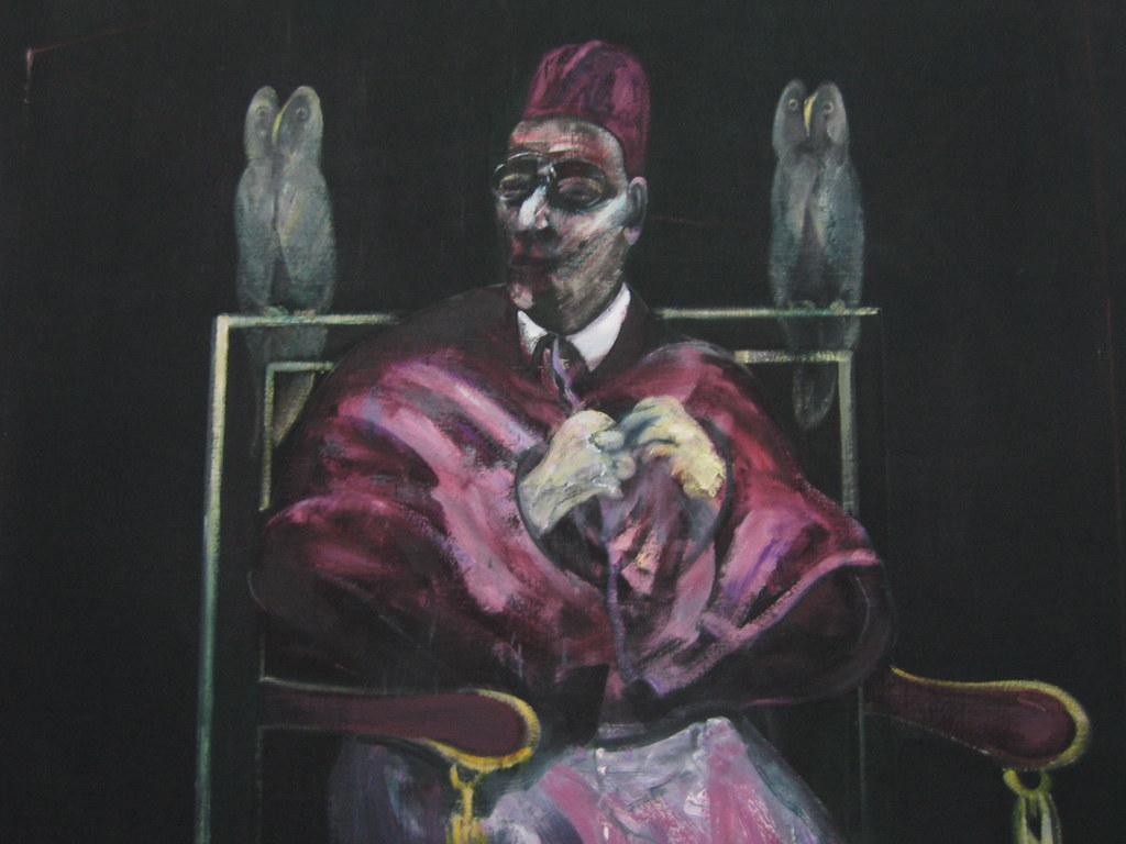 Francis Bacon,  Papa Inocencio