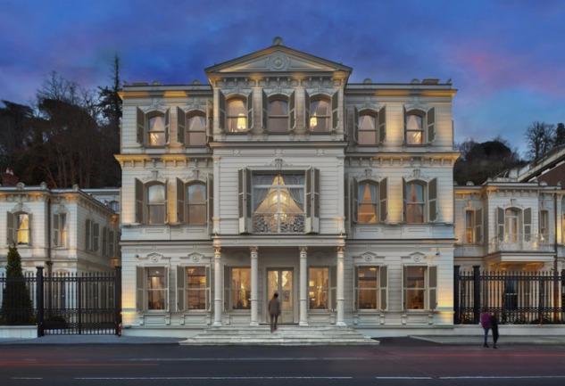 Six Senses Kocataş Mansions: Sarıyer'de Tarihi Bir Yolculuk