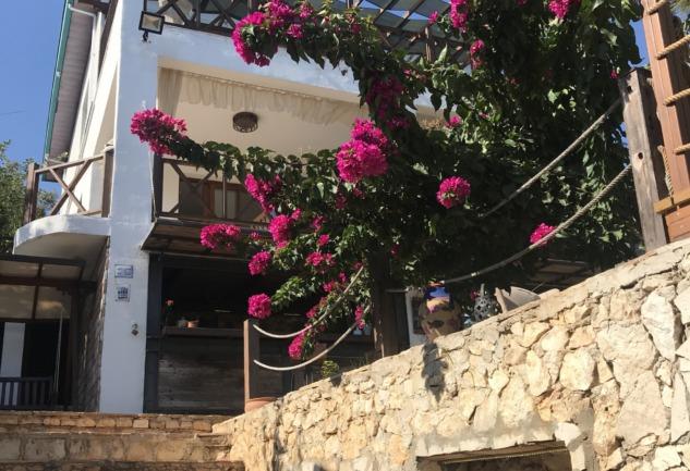 Villa Zeus: Mersin'de Kaş Rüzgarları Estiren Bir Butik Otel