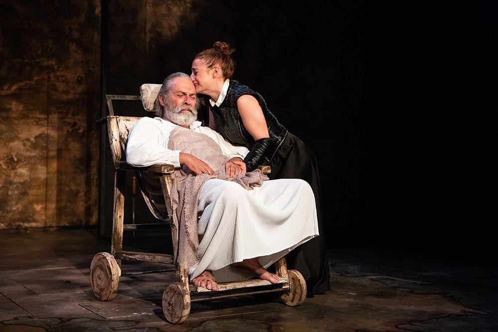 KüçükÇiftlik Bahçe Tiyatrosu - Kral Lear