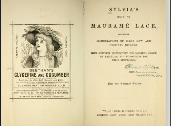 Makrome Kitabı