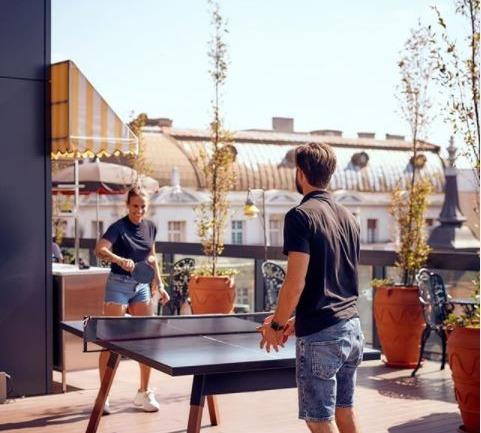 Mama Shelter Belgrad: Eğlencenin Kalbinde Bir Otel