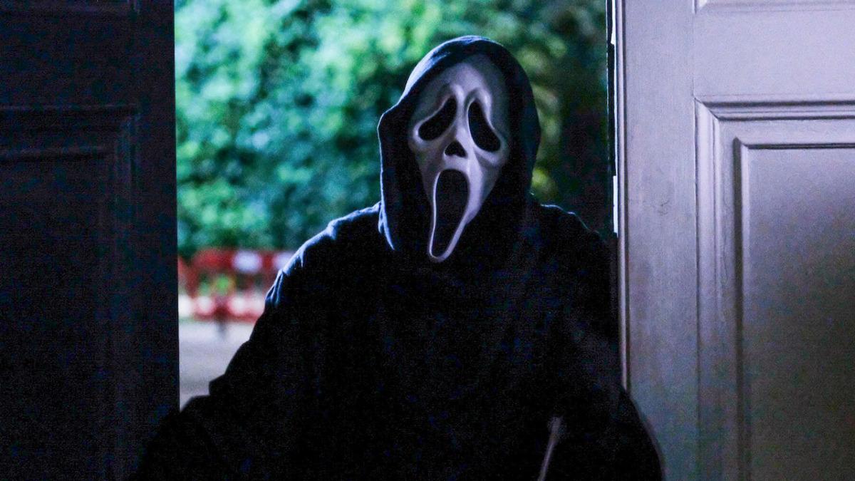 Scream- Çığlık