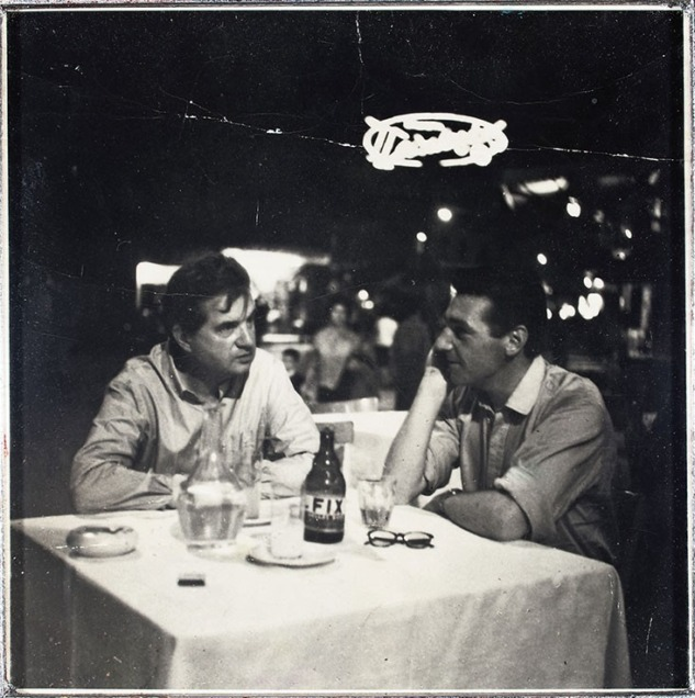 Francis Bacon ve George Dyer
