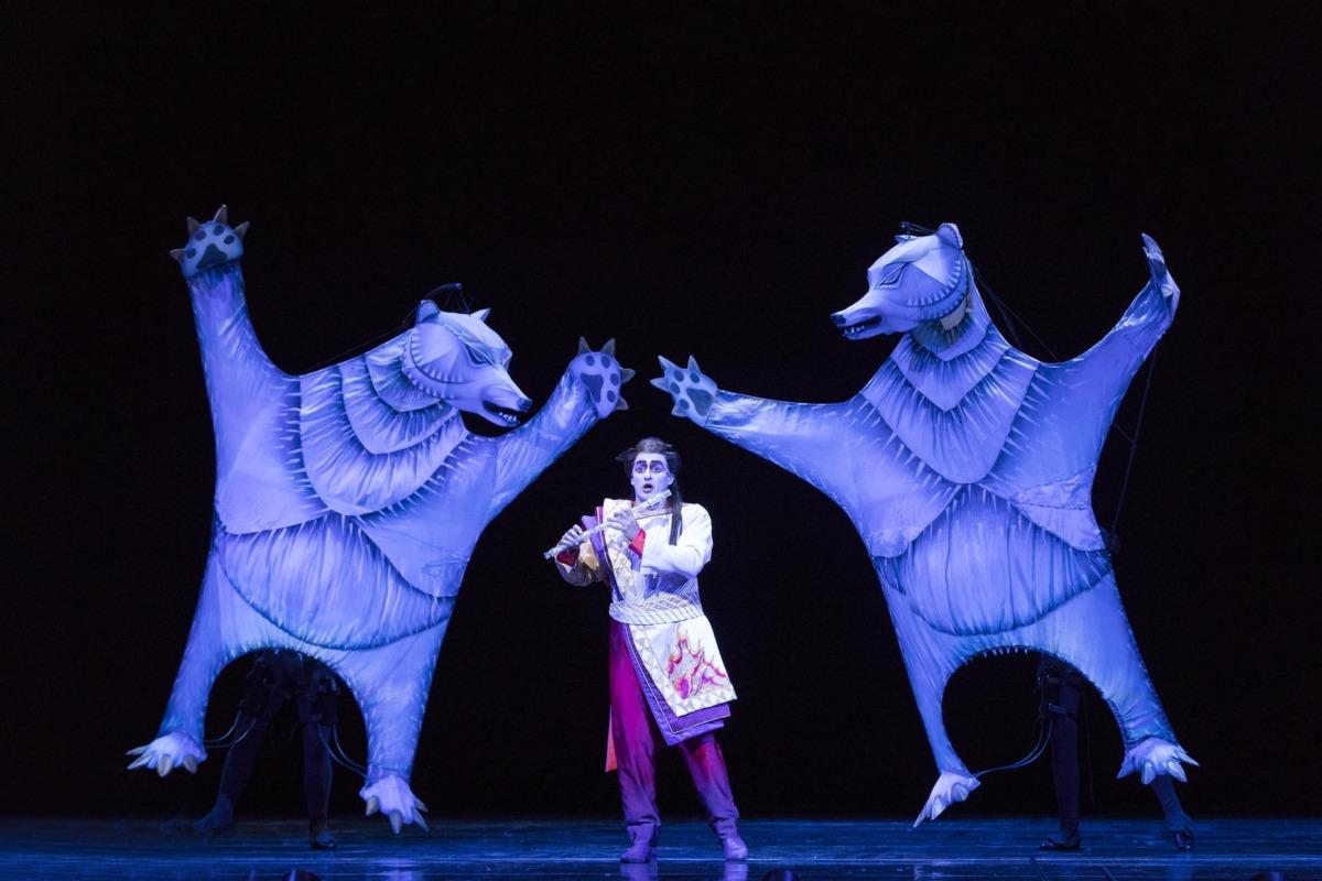 The Metropolitan Opera - Sihirli Flüt
