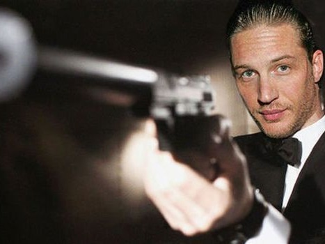 Yeni James Bond Adayı: Tom Hardy Olabilir