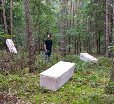 Bob Hendrikx'ten Tabut Tasarımı: Mycelium Mantarlarından Yaşayan Koza