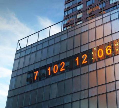 Climate Clock: İklim Krizinin Son Günü İçin Geriye Sayıyor