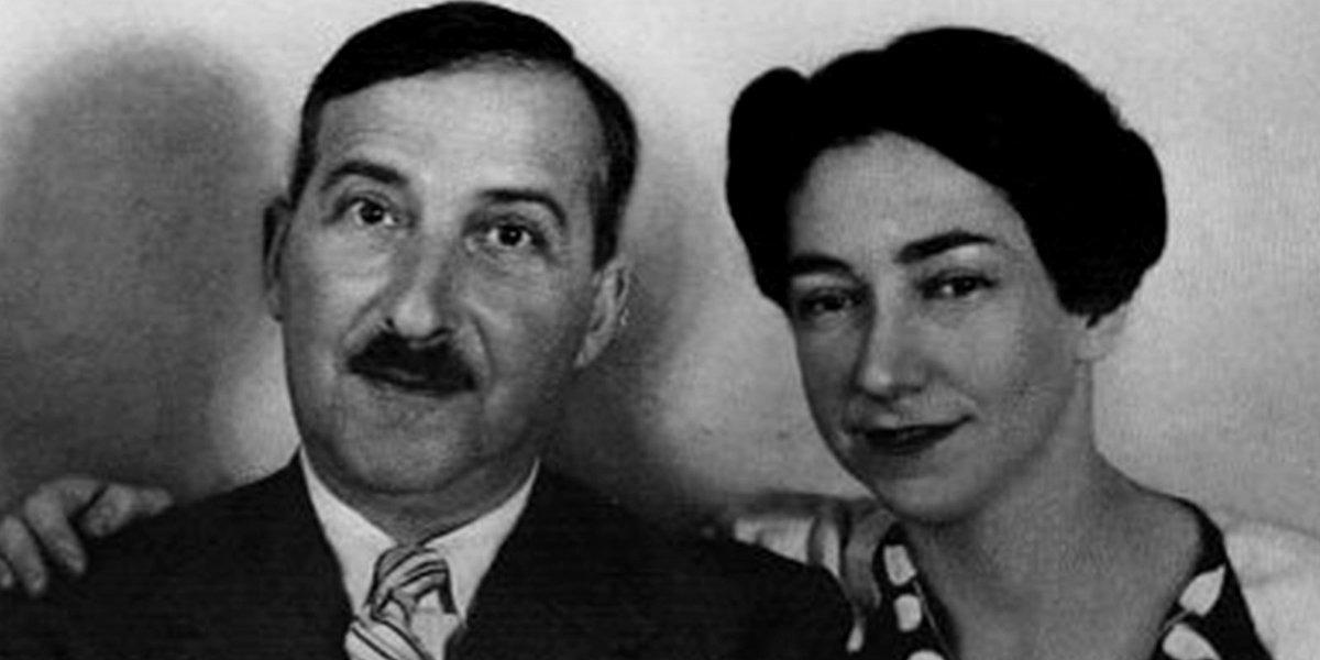 Stefan ve  Friderike Maria Zweig