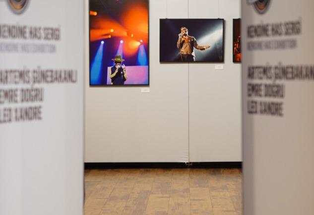 Kendine Has Sergi: 212 Photography İstanbul'da Müziğe Adanmış Bir Sergi
