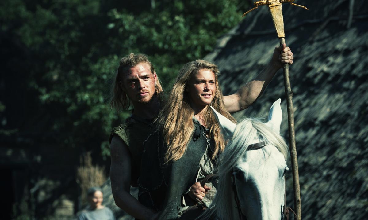 Barbarians - Folkwin ve Thusnelda