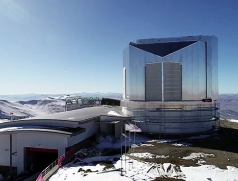 DAG İçin Çalışmalar Sürüyor: Türkiye'nin En gelişmiş Teleskobuna Sahip Gözlemevi