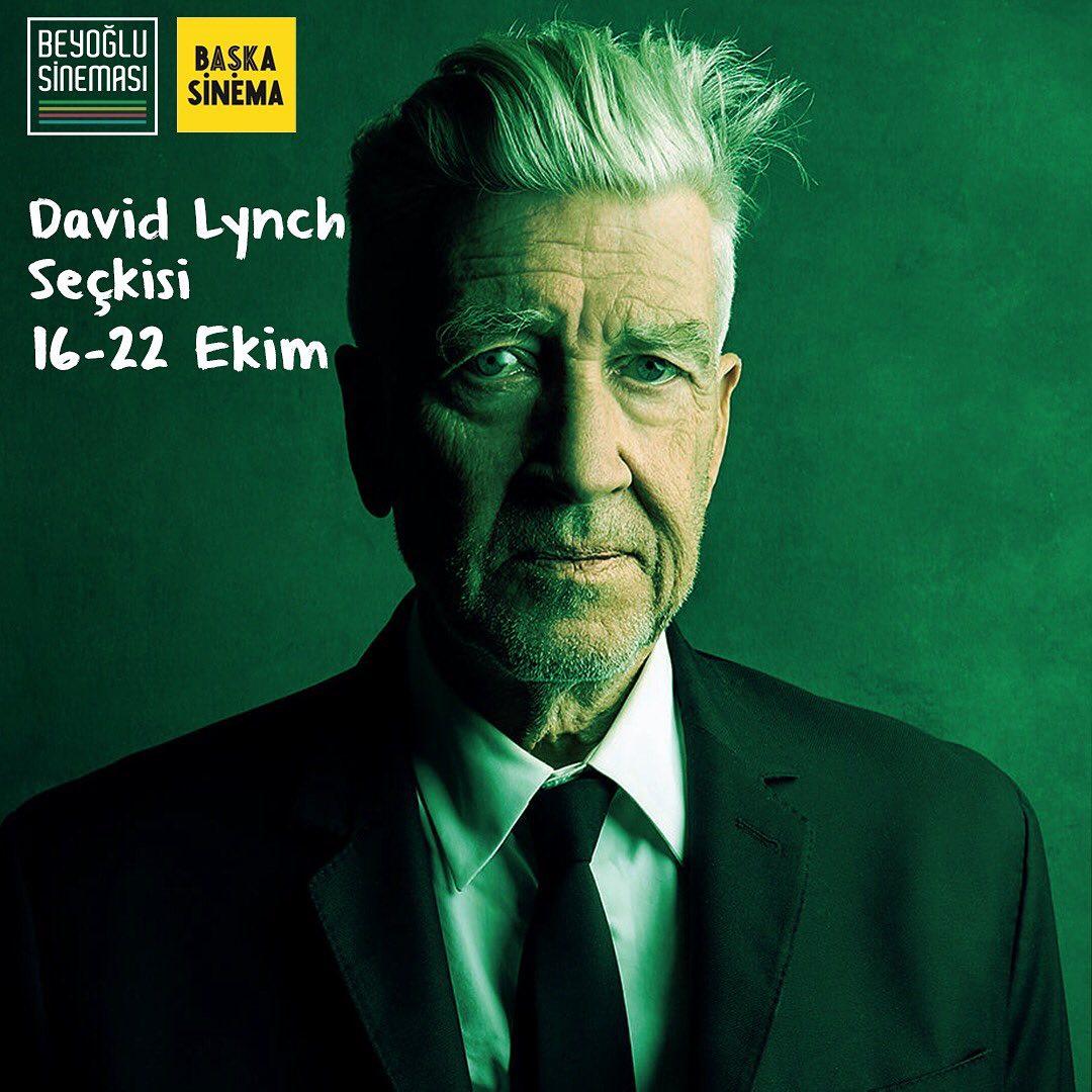 Beyoğlu Sineması - David Lynch Seçkisi